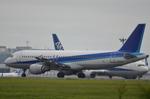 ひでかずさんが、成田国際空港で撮影した全日空 A320-211の航空フォト(写真)