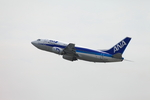 たろさんが、中部国際空港で撮影したANAウイングス 737-5Y0の航空フォト(写真)