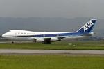 Gambardierさんが、伊丹空港で撮影した全日空 747-2D3Bの航空フォト(写真)