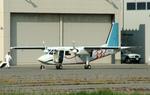 なごやんさんが、新潟空港で撮影した旭伸航空 BN-2B-20 Islanderの航空フォト(写真)