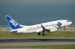なごやんさんが、中部国際空港で撮影した全日空 737-781/ERの航空フォト(写真)