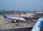 tsukatakuさんが、福岡空港で撮影した全日空 A320-211の航空フォト(写真)