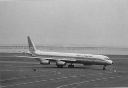 鼻たれ小僧さんが、羽田空港で撮影したエア・トランスポート・インターナショナルの航空フォト(写真)