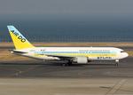 Bokuranさんが、羽田空港で撮影したAIR DO 767-281の航空フォト(写真)