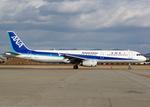 Bokuranさんが、名古屋飛行場で撮影した全日空 A321-131の航空フォト(写真)