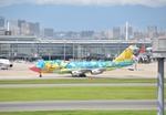 やままささんが、羽田空港で撮影した全日空 747-481の航空フォト(写真)