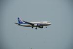 タケさんが、新千歳空港で撮影した全日空 A320-211の航空フォト(写真)