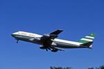 Gambardierさんが、伊丹空港で撮影したキャセイパシフィック航空 747-367の航空フォト(写真)