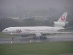 hachiさんが、名古屋飛行場で撮影した日本航空 DC-10-40の航空フォト(写真)