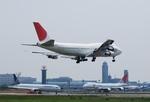 ワーゲンバスさんが、成田国際空港で撮影した日本航空 747-346の航空フォト(写真)
