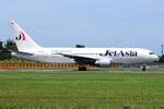 Tomo-Papaさんが、成田国際空港で撮影したジェット・アジア・エアウェイズ 767-246の航空フォト(写真)