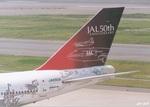 JOY-AIRさんが、羽田空港で撮影した日本航空 747-446Dの航空フォト(写真)