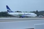 mitsuさんが、成田国際空港で撮影したヤクティア・エア 737-76Qの航空フォト(写真)