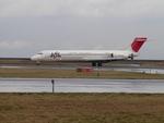 MIL26Tさんが、新潟空港で撮影した日本航空 MD-87 (DC-9-87)の航空フォト(写真)