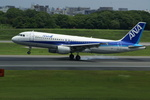 ice-manさんが、伊丹空港で撮影した全日空 A320-211の航空フォト(写真)