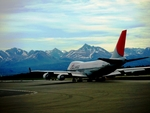 テッドスティーブンズ・アンカレッジ国際空港 - Ted Stevens Anchorage International Airport [ANC/PANC]で撮影された日本航空 - Japan Airlines [JL/JAL]の航空機写真