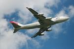 そむにあさんが、成田国際空港で撮影した日本航空 747-446の航空フォト(写真)