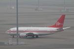 ベガマリさんが、羽田空港で撮影したペルー空軍 737-528の航空フォト(写真)