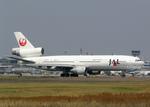 なごやんさんが、名古屋飛行場で撮影した日本航空 DC-10-40Iの航空フォト(写真)