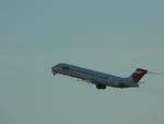 KAZKAZさんが、羽田空港で撮影した日本航空 MD-87 (DC-9-87)の航空フォト(写真)