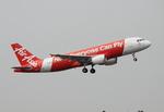 Koenig117さんが、成田国際空港で撮影したエアアジア・ジャパン(〜2013) A320-216の航空フォト(写真)