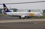 Koenig117さんが、成田国際空港で撮影したMIATモンゴル航空 737-8CXの航空フォト(写真)