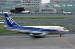 Gambardierさんが、羽田空港で撮影した全日空 737-281の航空フォト(写真)