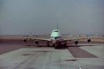 ねこたさんが、新千歳空港で撮影した全日空 747SR-81の航空フォト(写真)