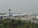 KAZKAZさんが、成田国際空港で撮影した日本航空 747-346の航空フォト(写真)