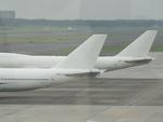 KAZKAZさんが、成田国際空港で撮影した日本航空 747-246F/SCDの航空フォト(写真)