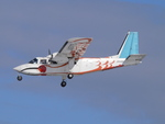 MIL26Tさんが、新潟空港で撮影した旭伸航空 BN-2B-20 Islanderの航空フォト(写真)