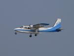 MIL26Tさんが、新潟空港で撮影した新中央航空 BN-2B-20 Islanderの航空フォト(写真)