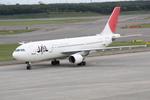 ぷぅぷぅまるさんが、新千歳空港で撮影した日本航空 A300B4-622Rの航空フォト(写真)
