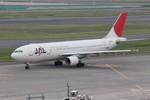 mitsuさんが、羽田空港で撮影した日本航空 A300B4-622Rの航空フォト(写真)