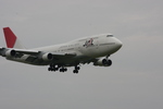 airdrugさんが、成田国際空港で撮影した日本航空 747-346の航空フォト(写真)