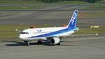 Ariesさんが、新千歳空港で撮影した全日空 A320-211の航空フォト(写真)