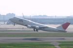 yukimiさんが、羽田空港で撮影した日本航空 747-446Dの航空フォト(写真)