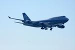ja007gさんが、羽田空港で撮影した全日空 747-481の航空フォト(写真)