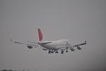 タマさんが、成田国際空港で撮影した日本航空 747-446の航空フォト(写真)
