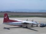 JL1663さんが、米子空港で撮影した中日本エアラインサービス 50の航空フォト(写真)