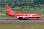 Tomo-Papaさんが、新千歳空港で撮影したサハリン航空 737-2J8/Advの航空フォト(写真)
