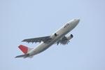 モリブンさんが、羽田空港で撮影した日本航空 A300B4-622Rの航空フォト(写真)
