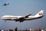 青路村さんが、伊丹空港で撮影した日本航空 747SR-46の航空フォト(写真)
