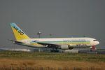 hiroki_h2さんが、羽田空港で撮影したAIR DO 767-281の航空フォト(写真)