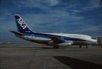 Fuseyaさんが、福岡空港で撮影した日本近距離航空 737-281の航空フォト(写真)