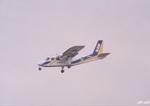 JOY-AIRさんが、福岡空港で撮影した長崎航空 BN-2A-26 Islanderの航空フォト(写真)