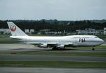 sakuraさんが、成田国際空港で撮影した日本航空 747-346の航空フォト(写真)