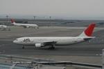 はなじろさんが、羽田空港で撮影した日本航空 A300B4-622Rの航空フォト(写真)