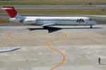 hononostrategistさんが、福岡空港で撮影した日本航空 MD-87 (DC-9-87)の航空フォト(写真)