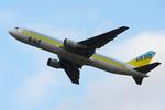 hononostrategistさんが、新千歳空港で撮影したAIR DO 767-381の航空フォト(写真)